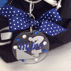 Swimmer Bag Tag Gifts for Swimmers Swim Team Gifts by GemLights