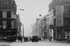 View all the latest pictures in the gallery, Nottingham in the 10 of the best pictures, on Nottingham Post. Nottingham City Centre, Black Hood, Historical Images, Latest Pics, 1930s, Cool Pictures, Past, Street View, History
