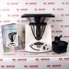 Robots De Cocina Thermomix | Robot De Cocina Thermomix Tm31 E266327 Robot De Cocina De