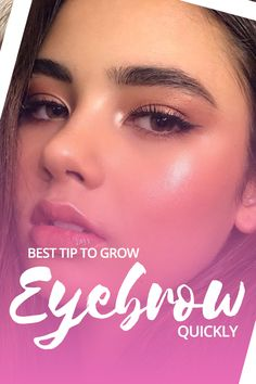 Make sure that you are patient enough if you choose to go with the serum method for your eyebrows. You can read our blog to know everything about it. Best Eyebrow Growth Serum, Eyebrow Serum, Eyebrow Enhancers, Eyelash Serum, Eyelash Growth, Best Eyebrow Products, Grow Thicker Eyebrows, Regrow Eyebrows, How To Make Eyebrows
