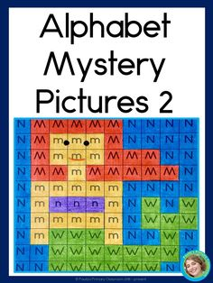 Students LOVE Alphabet Mystery Pictures 2, another alphabet mystery picture for every letter of the alphabet!  They will color by letter to reveal the hidden pictures. Visually similar letters are practiced together to help students focus on the differences. TpT $ Kindergarten Reading Activities, Reading Resources, Abc Learning, Alphabet, Mystery, Initial Sounds, Hidden Pictures, Reading Passages, Letter Recognition