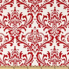 Premier Prints Traditions Lipstick from @fabricdotcom  Screen printed on cotton duck; this versatile medium weight fabric is perfect for window accents (draperies, valances, curtains and swags), accent pillows, duvet covers and upholstery. Create handbags, tote bags, aprons and more. *Use cold water and mild detergent (Woolite). Drying is NOT recommended - Air Dry Only - Do not Dry Clean. Colors include red on a white background.