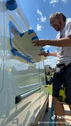 Van Conversion Windows, Camper Van Conversions, Van Conversion Campervan, Van Conversion Build, Van Conversion Interior, Build A Camper Van, Camper Van Life, Diy Camper, School Bus Camper