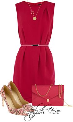 """NADA"" by stylisheve on Polyvore"