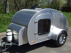 FronTear is our Flagship classic teardrop trailer model.