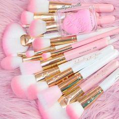 SL miss glam brushes