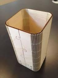 Imagini pentru cnc cut lattice hinge plywood