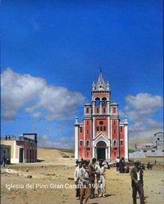 Canario, Notre Dame, Building, Travel, Ideas, Paisajes, Vintage, Pretty Images, Palmas