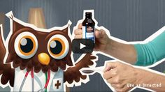 Check out our commercial! Kids hate being sick, but they also hate the taste of many medicines.  NEW Dr. Cocoa™ children's cough and cold medicine is different. The patented formulas are made with trusted, effective ingredients and real cocoa for a rich, soothing, chocolate taste. They'll be happy to take it, and you will be happy with the cough and cold relief it provides them.  Learn more about Dr. Cocoa and print a coupon at http://www.DrCocoa.com.