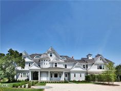 A jewel in the crown of Long Island Sounds shoreline, this new Nantucket Shingle Style residence is perfectly sited to capture water views from nearly every room
