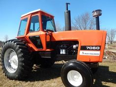 Allis Chalmers 7060 Fully Restored for sale by owner on Heavy Equipment Registry. http://www.heavyequipmentregistry.com/heavy-equipment/14583.htm