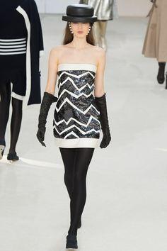 Chanel Autumn/Winter w016-17 Ready-To-Wear Paris Fashion Week