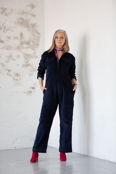Awesome 39 Fantastic Jumpsuit Ideas To Perfect Your Style In This Winter Only Jumpsuit, Denim Jumpsuit, Fall Outfits, Dress Outfits, Summer Outfits, Thats Not My Age, Grey Outfit, Font Styles, Fashion Editor