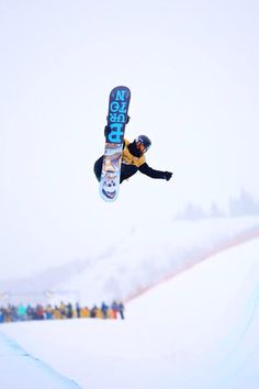 Shaun White in Park City, Utah