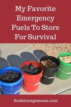 My Favorite Emergency Fuels To Store For Survival – Food Storage Moms My Favorite Emergency Fuels To Store For Survival Related posts:HolzarbeitWhat Survival Skills Does A Prepper Need? Emergency Preparedness Kit, Emergency Preparation, Emergency Food, Survival Food, Homestead Survival, Wilderness Survival, Survival Prepping, Survival Skills, Survival Hacks
