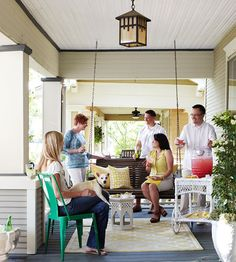 Wine Taste Girl: How to Plan a Porch Party (with great, cheap buys on the stuff you need)