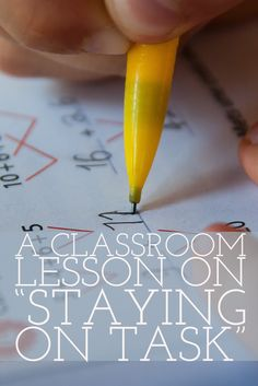 The lesson to use when a class needs focus on staying focused. Guidance Lessons, Budget Template, Health Lessons, School Counselor, Stay Focused, Nutrition Information, Health And Beauty Tips, Successful People, Law Of Attraction