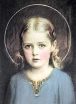 Mary Most Holy. Chambers