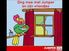 Kinderliedjes Jumper De diersuper - Kinderliedje Papegaaitje leef je nog