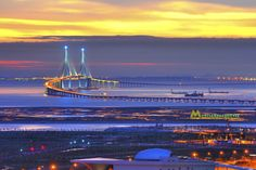 The incheon Bridge by chungshil Lee on 500px