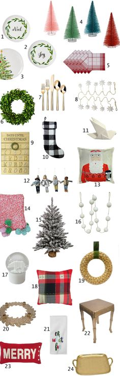 053e2ec4a Christmas Decorations To Grab Now At Target. Target Christmas  DecorChristmas KitchenChristmas ...