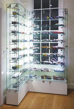 Model Display Cases, Glass Display Case, Display Shelves, Trophy Display,  Toy Shelves