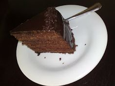 Death by Chocolate from Coco Veranda - divine!    http://eye-it-i-eat.blogspot.com/2011/11/on-veranda-you-will-find.html