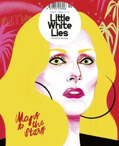 """Issues   Little White Lies #55 torna la più amata tra le riviste indipendenti dedicate al cinema, con uno speciale su """"Maps to the Stars"""" di Cronenberg"""