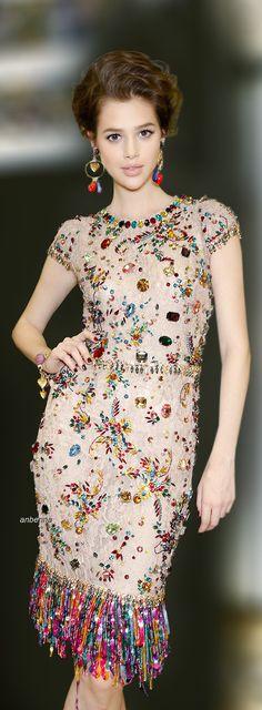 Dolce  Gabbana Spring 2012 RTW