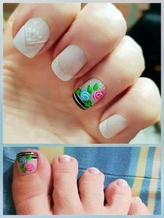French Tips, Nail Designs, Nail Art, Fairy, Nails, French People, Noel, Nail Desings, Nail French