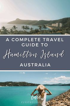 A Complete Travel Guide to Hamilton Island in Australia. Located on the Great Barrier Reef, Hamilton Brisbane, Melbourne, Sydney, Australia Travel Guide, Visit Australia, Queensland Australia, Australia Honeymoon, South Australia, Western Australia