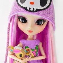 Pullip ' Tokidoki & Hello kitty, Violetta