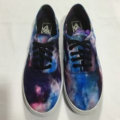 Cosmo VansSale Sz 6.5 men's or Sz 8 women's. The shoes are in great condition with very little wear. Vans Shoes Sneakers