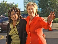 """U.S. Rep. Corrine Brown, a Democratic superdelegate and member of Hillary Clinton's """"Florida Leadership Council,"""" was indicted on corruption charges this week and arraigned in federal court this afternoon."""