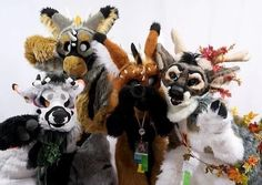 Some of my favorite suiters! Ino89777, Lamarr, ETC!