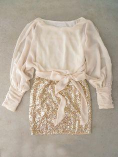 sparkle dress