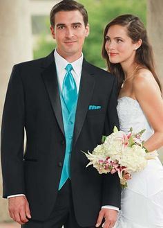 stephen-geoffrey-troy-black- Groom Tuxedos available at Alexanders Tuxedos in Bridgeport CT