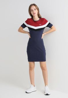 Tight Dresses, Casual Dresses For Women, Day Dresses, Evening Dresses, Prom Dresses, Dresses For Work, Prom Dress Shopping, Online Dress Shopping, Fila Dress