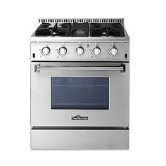 THOR KITCHEN 4 Burners 42 Cu Ft Stainless Steel Free Standing Gas Range Professional Kitchen Cooker *** You can find more details by visiting the image link. (This is an affiliate link)