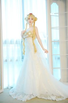 Lucia(Lucia) Queen Serenity Cosplay Photo - Cure WorldCosplay