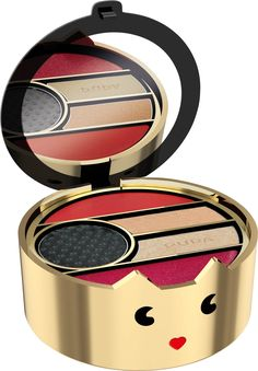 Pupa Pupacat 2 Gold Gift Set