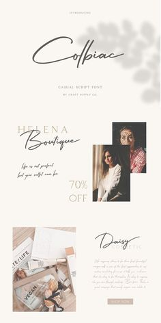 Colbiac - Casual Script Font is an handwritten script font based on the expression of real handwriting. Handwritten Script Font, Typography Fonts, Calligraphy Fonts, Zentangle, Web Design Studio, Handwriting Fonts, New Fonts, Wedding Boutiques, Serif
