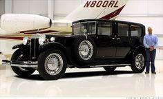 1928 Daimler Type P.1.50 Royal Limousine