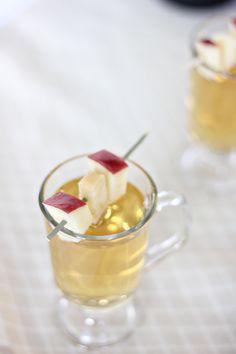 Spiked Ginger Cider