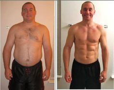 Whey protein results before and after