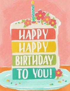 Happy Birthday Notes, Happy Birthday Wishes Cards, Happy Birthday Flower, Happy Birthday Friend, Birthday Blessings, Happy Birthday Pictures, Birthday Wishes Quotes, Best Birthday Wishes, Birthday Humorous