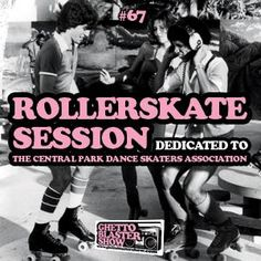 SPECIAL EDITION – ROLLER SKATE SESSION by #GonesTheDJ    This is a mix I have done in 2008 for the Central Park Dance Skaters Association in NYC. One hour of classics disco-funk & 80′s tracks. Enjoy.    Tracks from :  Joe Baatan – First Choice – 7 Samuraï – Cerrone – Ce Ce Peniston – Loose Joints – The O'Jays – Third World – Love Deluxe – Roy Ayers – Inner City – Chaka Khan – Carole Sylvan – Radiance feat. Prize – Master Jay and Michael Dee