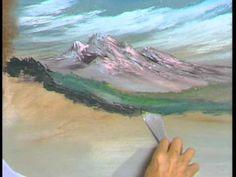 Bob Ross - Mountain Waterfall (Season 2 Episode 12) - YouTube