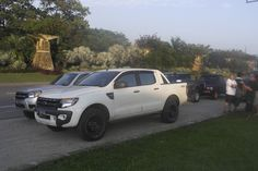Dedy's 2012 T6 2.2L TDCI and friends heading for the mountain trip June 2014