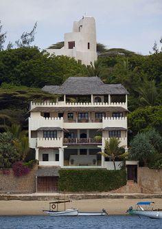 Prince of Hanover house in Shela, Lamu, Kenya